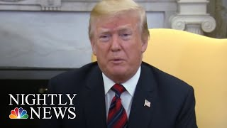 President Donald Trump: North Korea Summit May Not Happen In June | NBC Nightly News