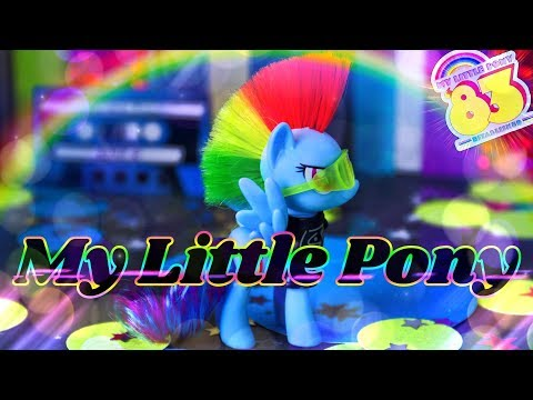 Unbox Daily: My Little Pony Established 1983 Greatest Hits SDCC EXCLUSIVE combo pack