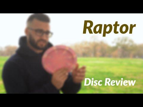Disc Review - Discraft - Raptor