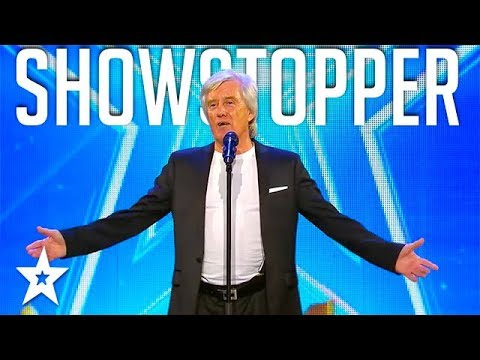 Showstopping Performance by 68 Y.O Singer | Ireland's Got Talent | Got Talent Global