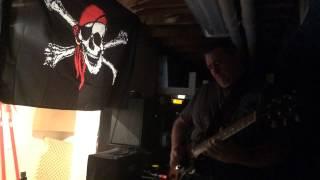 Wayne Asher Amazing Electric Guitar - Randy Rhoads jam
