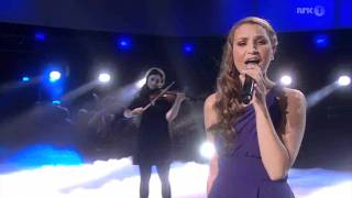 Nora Foss Al-Jabri - Eurovision Song Contest 2012 - LIVE FINAL