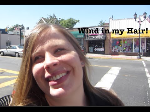 FEELING THE WIND IN MY HAIR! September 15, 2015 -Two Way Traffic