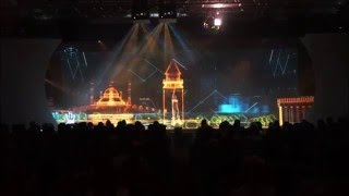 Denizbank Kaptanlar Toplantısı Hologram Şovu 2016