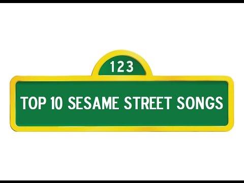 Top 10 Sesame Street Songs (My personal favorites)