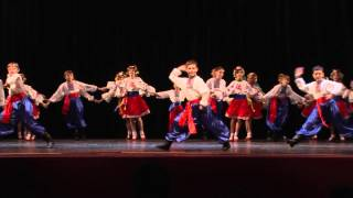 Калужский сувенир «Украинский гопак»(Ансамбль танца «Калужский Сувенир» http://www.k-souvenir.ru/ Танец «Украинский гопак». Выступление на Всероссийском..., 2013-12-31T11:33:21.000Z)