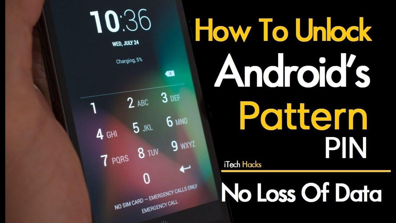 1dca575fd How to Crack Pattern Lock in Hindi   kisi bhi mobile ka pattern lock kaise  tode 100% Working Trick