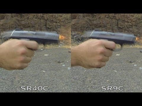 Ruger SR9C VS SR40C