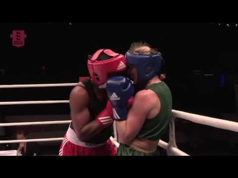 Elite Championship Final | Female 75kg Gale vs Paksi