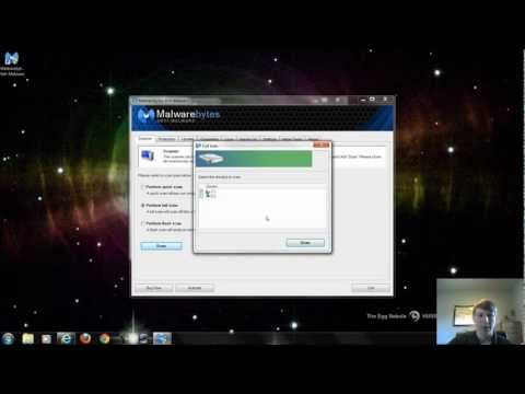 Cleaning Up A Windows PC - Malwarebytes (6/7)