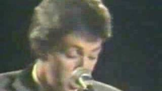 Paul McCartney - Arrow Through Me
