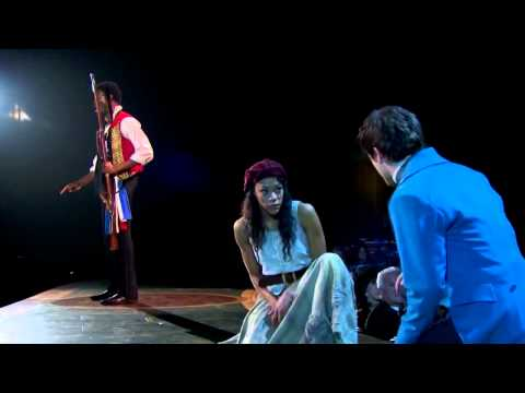 Les Miserables Broadway 2014 Tony Awards Ramin KarimlooOne Day More