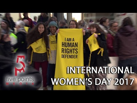 International Women's Day Barrie 2017