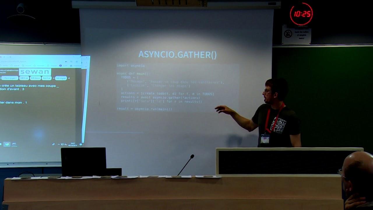 Image from Scripts et Services web avec Asyncio et Python 3.6