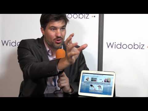 SDE Marseille : Alexandre Marmod, Calinda Software