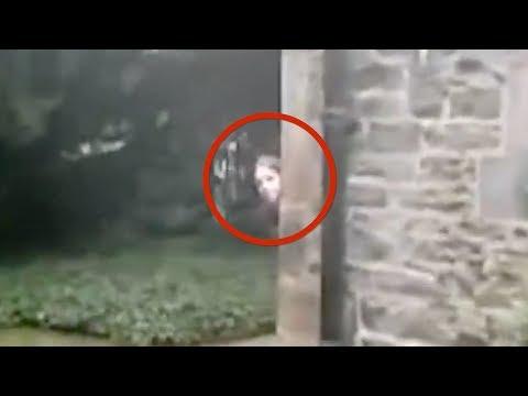 Top 5 Fantasmas En Lugares Embrujados