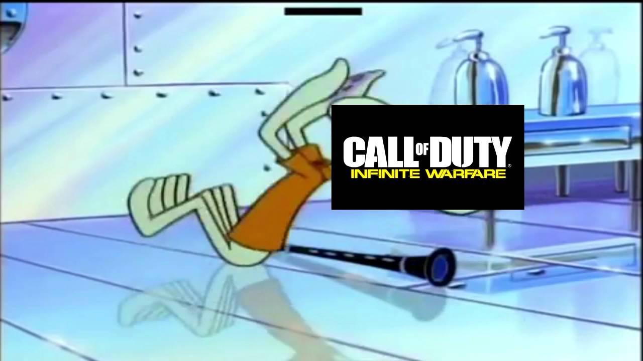 Call of spongebob infinite future ripcod