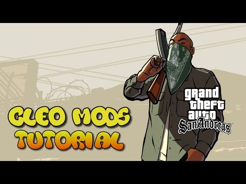 GTA San Andreas - How To Install Cleo Mods