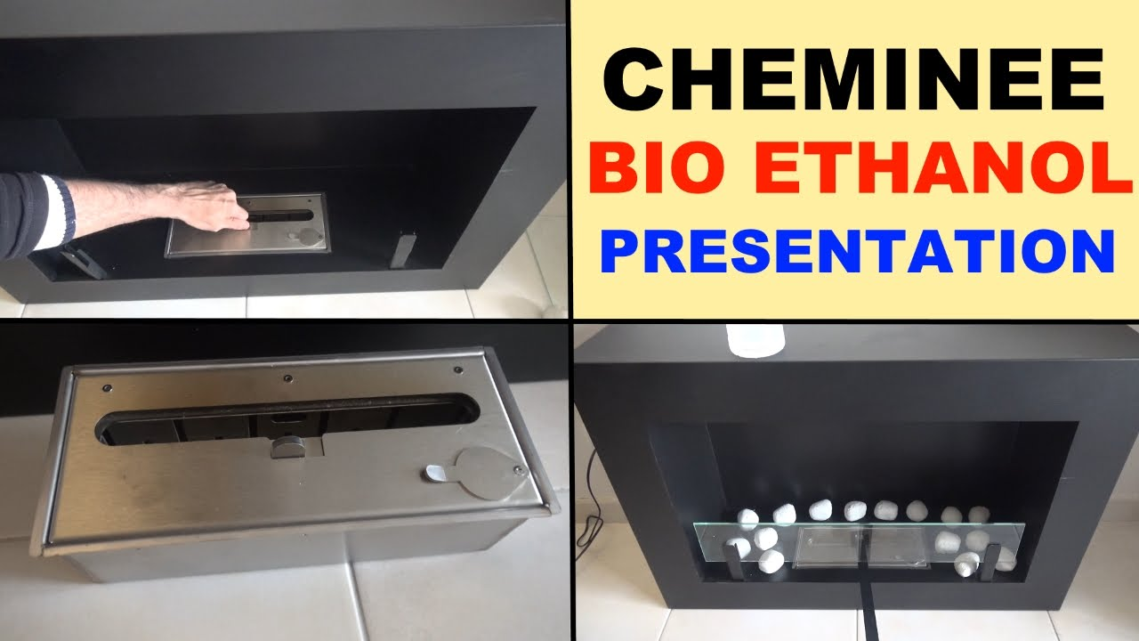 cheminee bio ethanol liquide pr sentation youtube. Black Bedroom Furniture Sets. Home Design Ideas