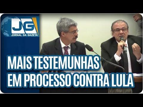 Juiz Moro ouve mais testemunhas em processo contra Lula
