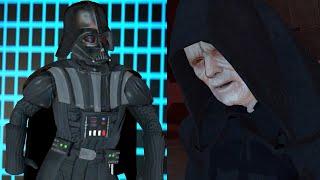 Darth Vader's first day