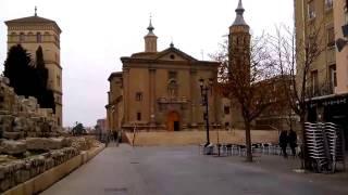 видео город Сарагоса достопримечательности