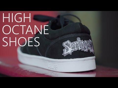 Gofar Hilman | Seringai x Geoff Max Shoes!