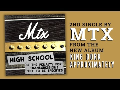 The Mr. T Experience - High School Is the Penalty for Transgressions Yet to Be Specified