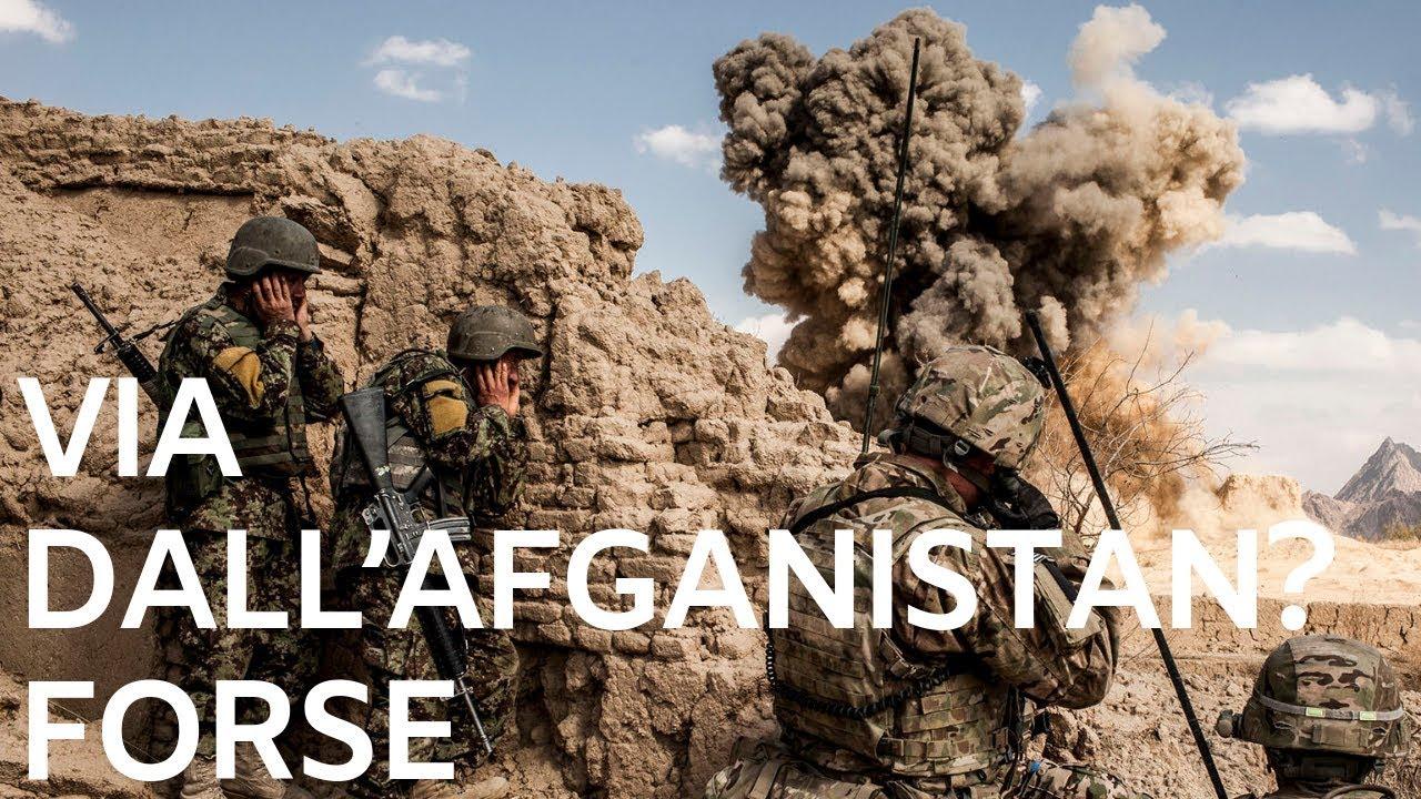 PTV News - 29.01.19 - Via dall'Afganistan? Forse