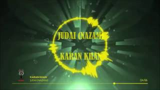 Karan Khan - Judai (Nazam)