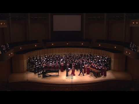 UBC Master of Music in Choral Conducting Graduation Recital by Cathrie Yuen