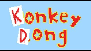 Konkey Dong-Walkthrough