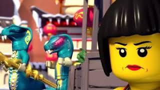 Лего Ниндзяго по фильму клип Бада бум 2018г.