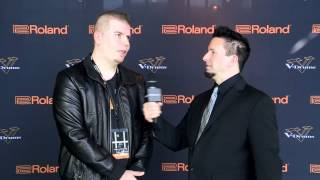 #11 Mick Gravee Interview; V-Drums World Championship 2012