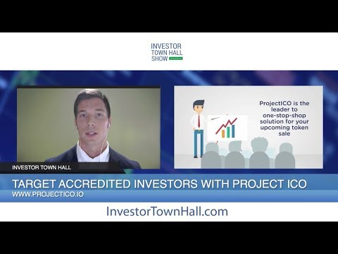 Project ICO Provides Solutions For Token Sales, Targets Investors With Digital Marketing