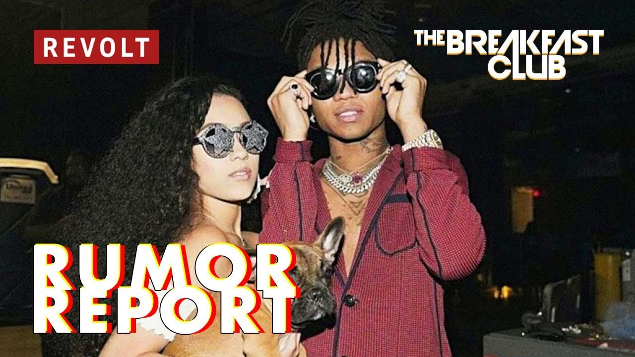 Swae Lee's girlfriend accused him of cheating with Blac Chyna | Rumor Report