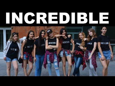 The 3rd K-Pop Flashmob in Armenia by INCREDIBLE (2016)