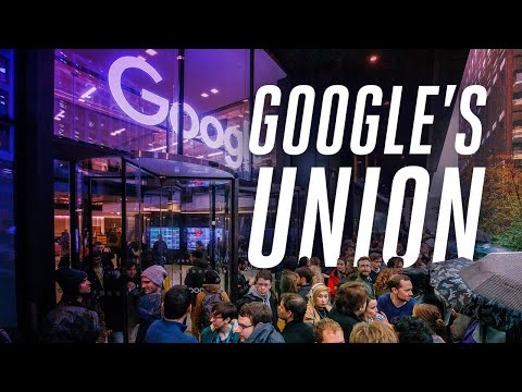 Why Google's union is a big deal