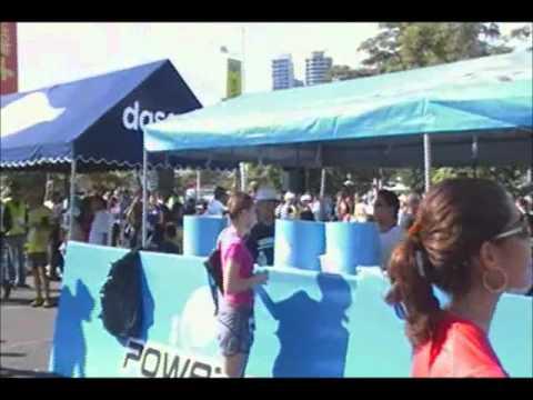 Relay 21 km 34° Marathon de Panama