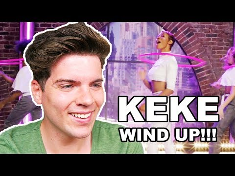 KEKE PALMER FT. QUAVO - WIND UP REACTION