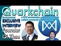Quarkchain Founder chats with BCB about a Super Scalable, Enterprise Grade blockchain