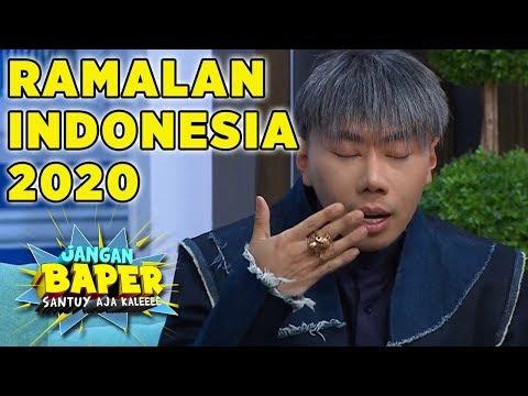TAK DISANGKA! Ini Ramalan Roy Kiyoshi Untuk Indonesia Di Tahun 2020 - Jangan Baper (9/1)