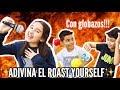 ADIVINA EL ROAST YOURSELF CHALLENGE- Gibby :)