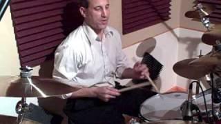 Drummer Todd Walker - 2 Bar/Cowbell Groove (Rodney Holmes)