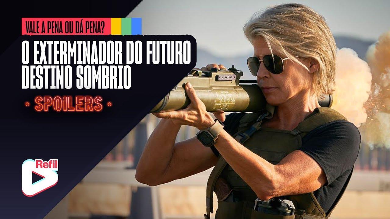 SPOILERS DE O EXTERMINADOR DO FUTURO - DESTINO SOMBRIO