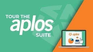 Live Demo  Tour the Aplos Suite
