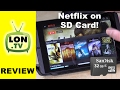How to Download Netflix to SD Card and Beat Data Overages !