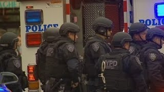 Two NYPD officers killed in ambush