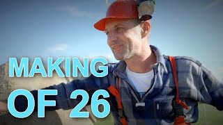 Making OF - Odcinek 26 (Pamięć, Budowa, Wykopki)
