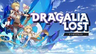 DRAGALIA LOST - NOVO RPG DA NINTENDO COM GRÁFICOS EXCELENTES